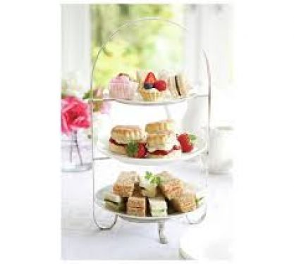 Monthly Afternoon tea's!